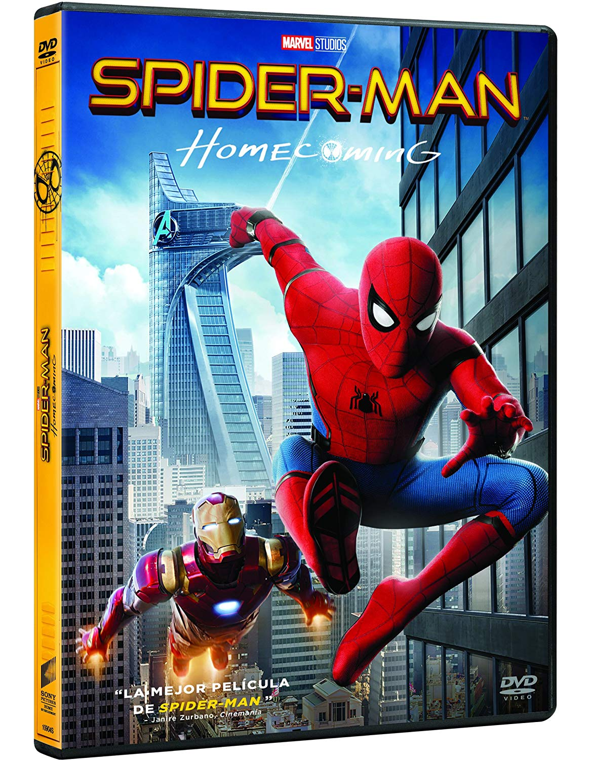 peliculas Spiderman Home Coming