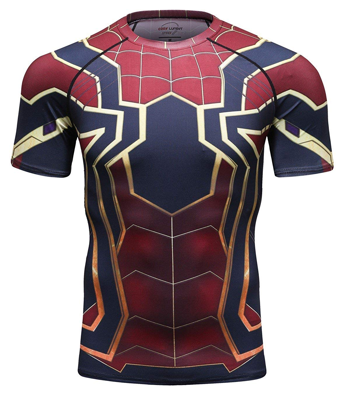 Camiseta Spiderman adultos Far from home