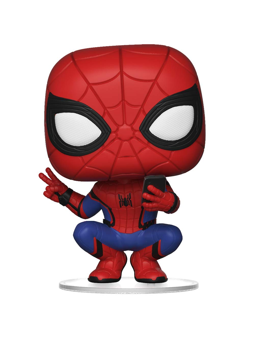 Funko Pop de Spiderman